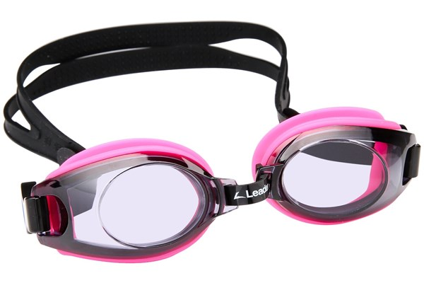 Hilco (Z Leader) Children's Prescription Swimming Goggles Pink SwimmingGoggles