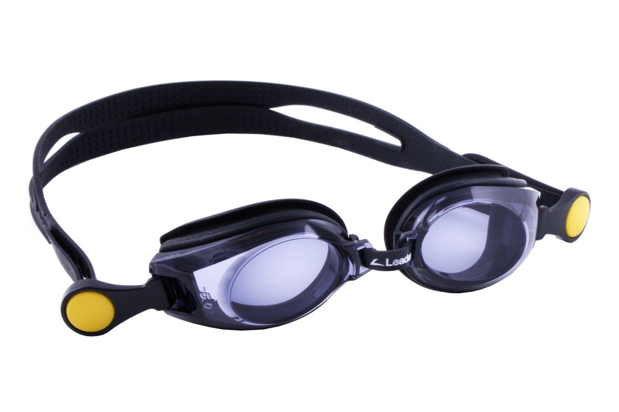 Hilco (Z Leader) Children's Prescription Swimming Goggles Black SwimmingGoggles