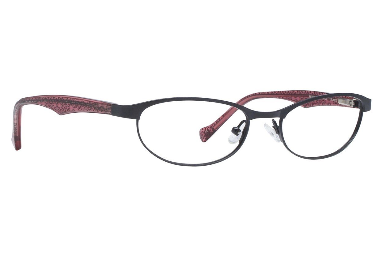 Lucky Peppy Black Eyeglasses