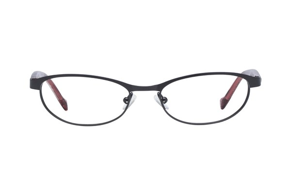 Lucky Peppy Eyeglasses - Black