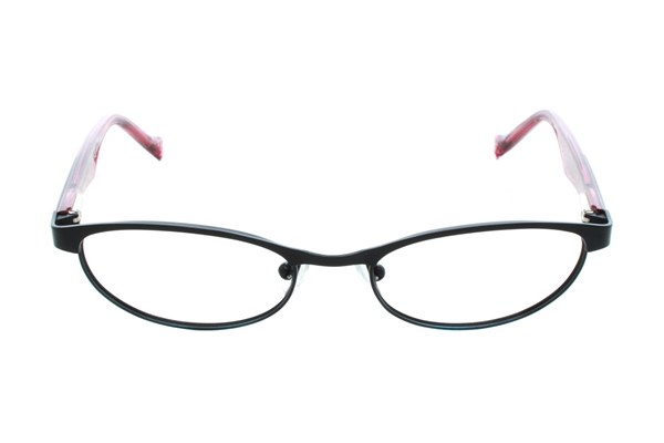 Lucky Peppy Small Eyeglasses - Black