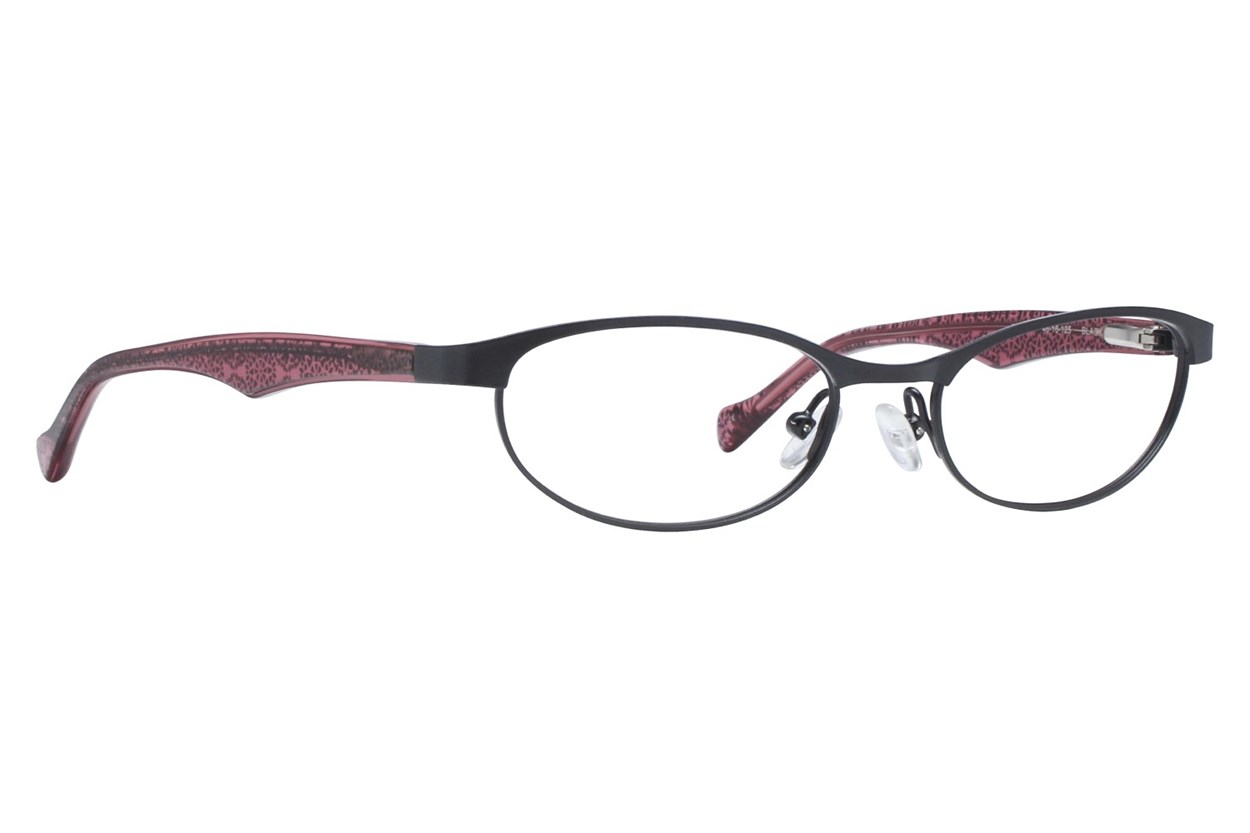 Lucky Peppy Small Black Eyeglasses