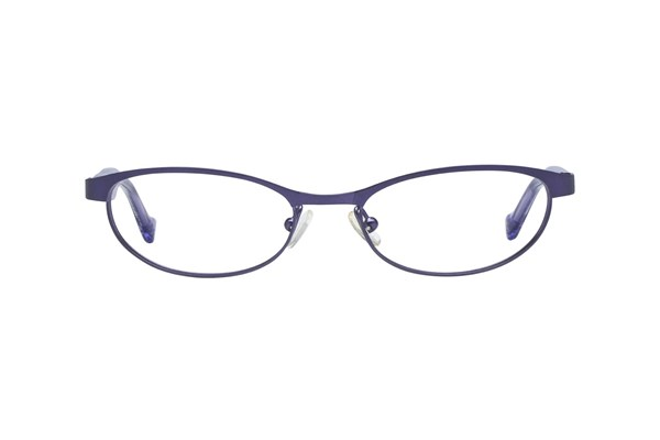 Lucky Peppy Small Eyeglasses - Purple