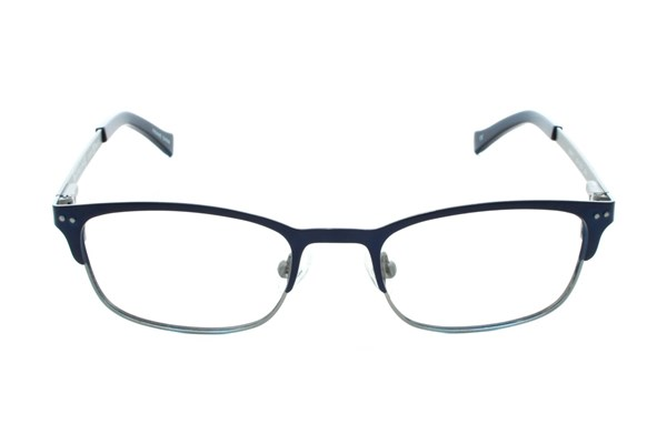 Lucky Smarty Small Eyeglasses - Blue