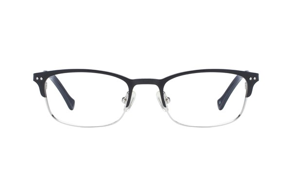 Lucky Smarty Small Eyeglasses - Black