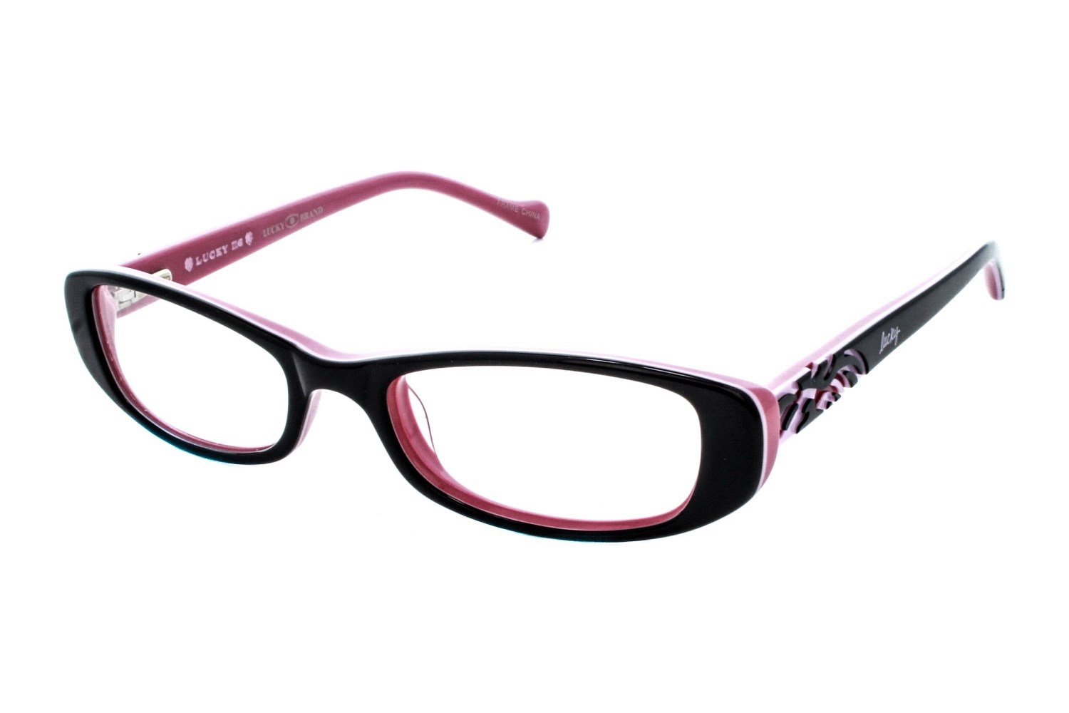 Lucky Spark Plug Prescription Eyeglasses Frames