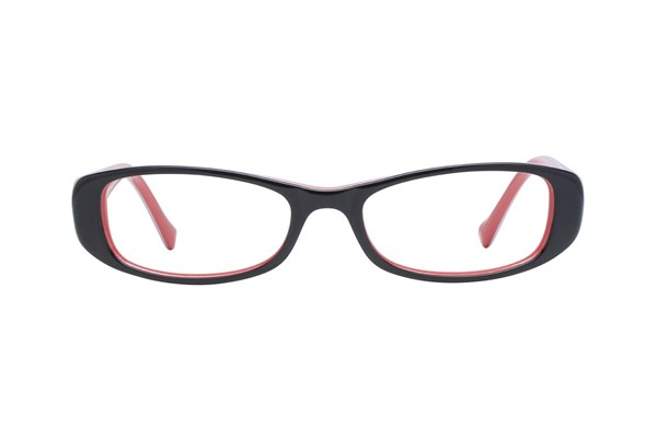 Lucky Spark Plug Black Eyeglasses