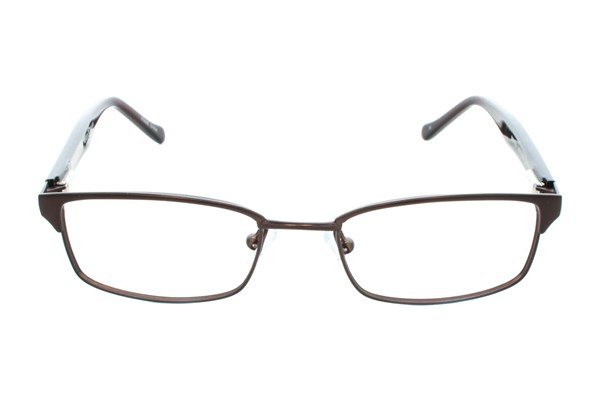 Lucky Stephen Small Eyeglasses - Brown