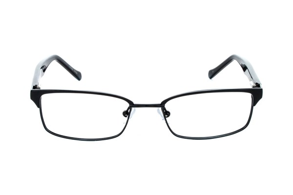 Lucky Stephen Small Eyeglasses - Black