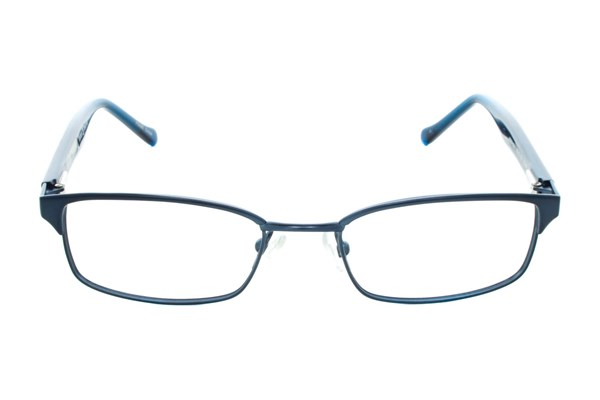 Lucky Stephen Small Blue Eyeglasses