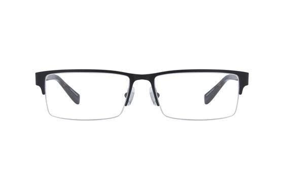 Jones NY J334 Black Eyeglasses