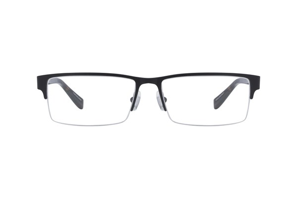 Jones NY J334 Black Eyeglasses