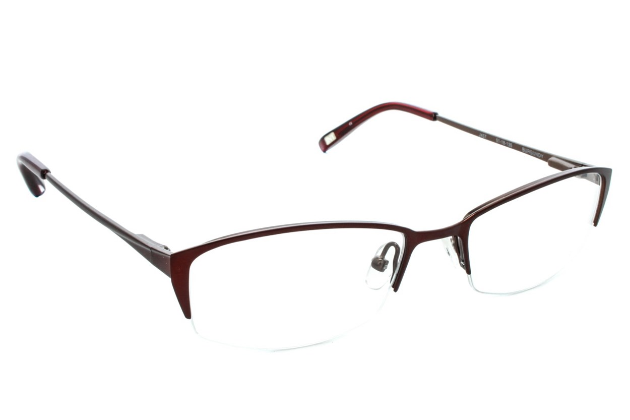 Jones NY J457 Eyeglasses - Red
