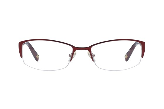 Jones NY J457 Red Eyeglasses