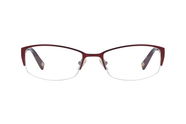Jones NY J457 Red Eyeglasses
