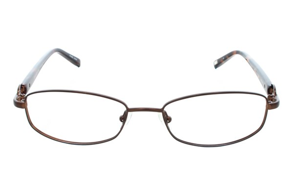 Jones NY J473 Eyeglasses - Brown