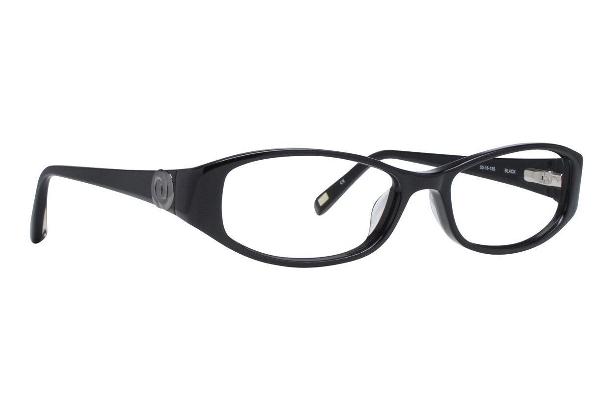 Jones NY J747 Black Eyeglasses