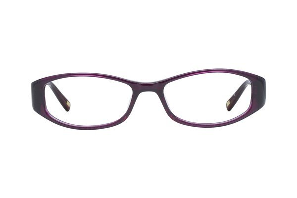 Jones NY J747 Purple Eyeglasses