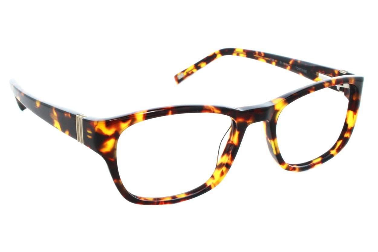 Jones NY J748 Tortoise Eyeglasses