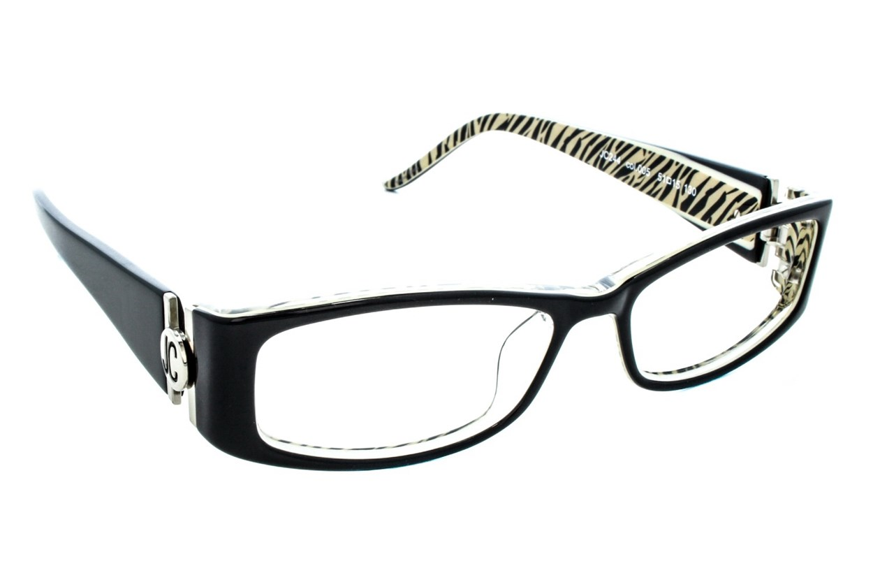Just Cavalli JC0244 Black Eyeglasses