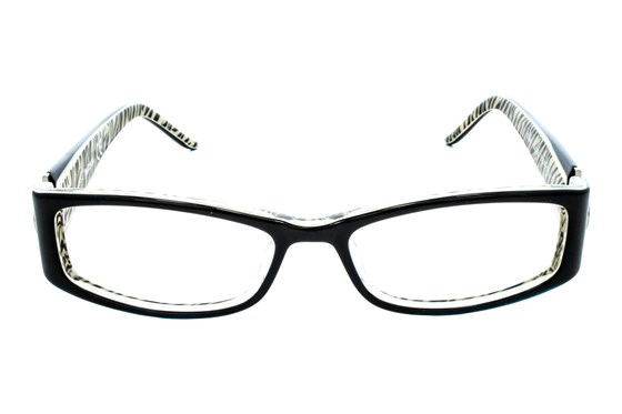 Just Cavalli JC0244 Black Eyeglasses
