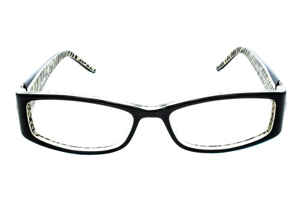 Just Cavalli JC0244 Eyeglasses - Black