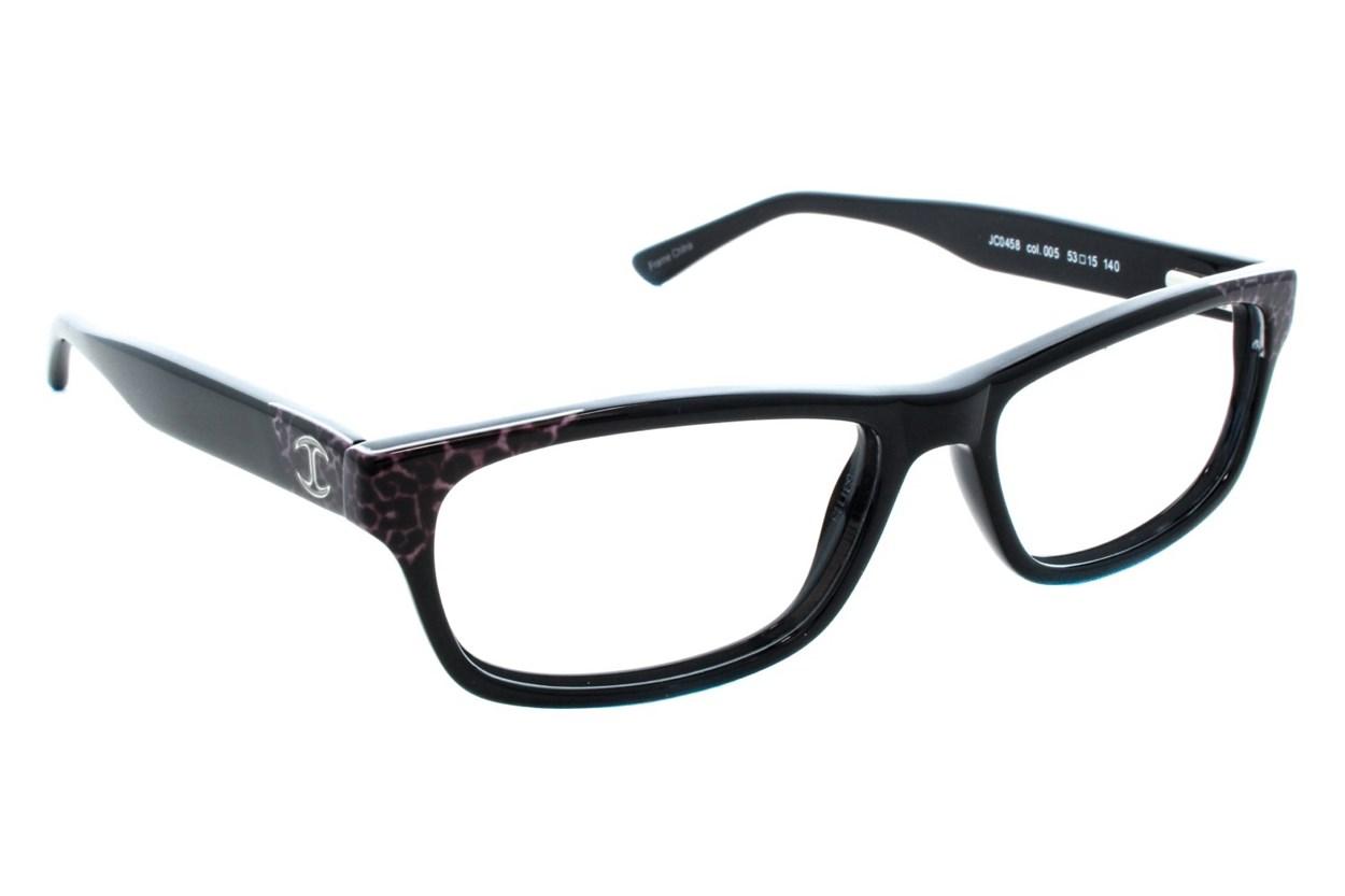 Just Cavalli JC0458 Black Eyeglasses