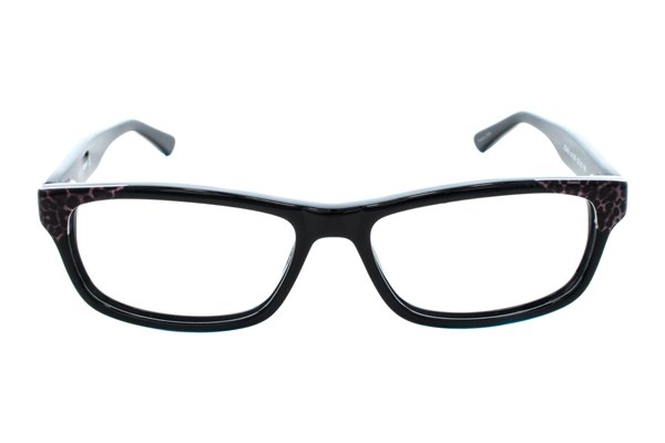 Just Cavalli JC0458 Black Eyeglasses