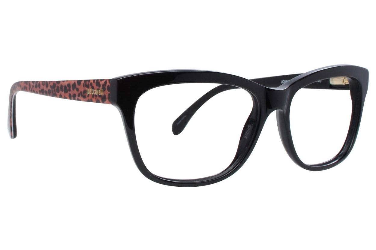 Just Cavalli JC0459 Black Eyeglasses