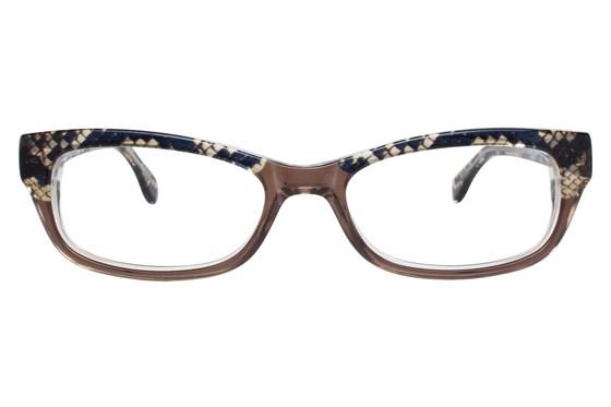 Just Cavalli JC0473 Brown Eyeglasses