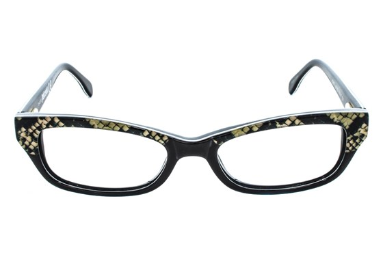 Just Cavalli JC0473 Black Eyeglasses