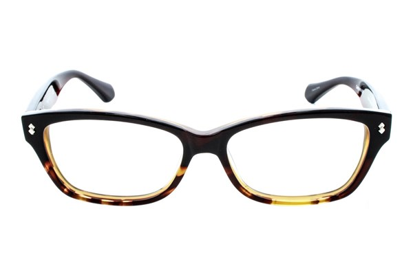 Kenneth Cole New York KC0198 Brown Eyeglasses