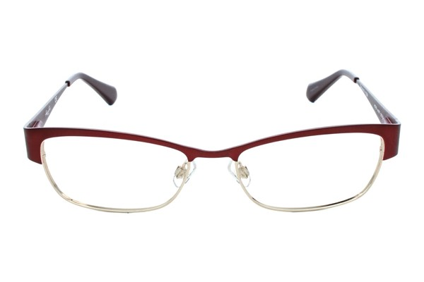 Kenneth Cole New York KC0199 Eyeglasses - Wine
