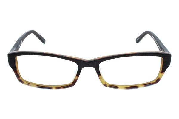 Kenneth Cole New York KC0209 Brown Eyeglasses