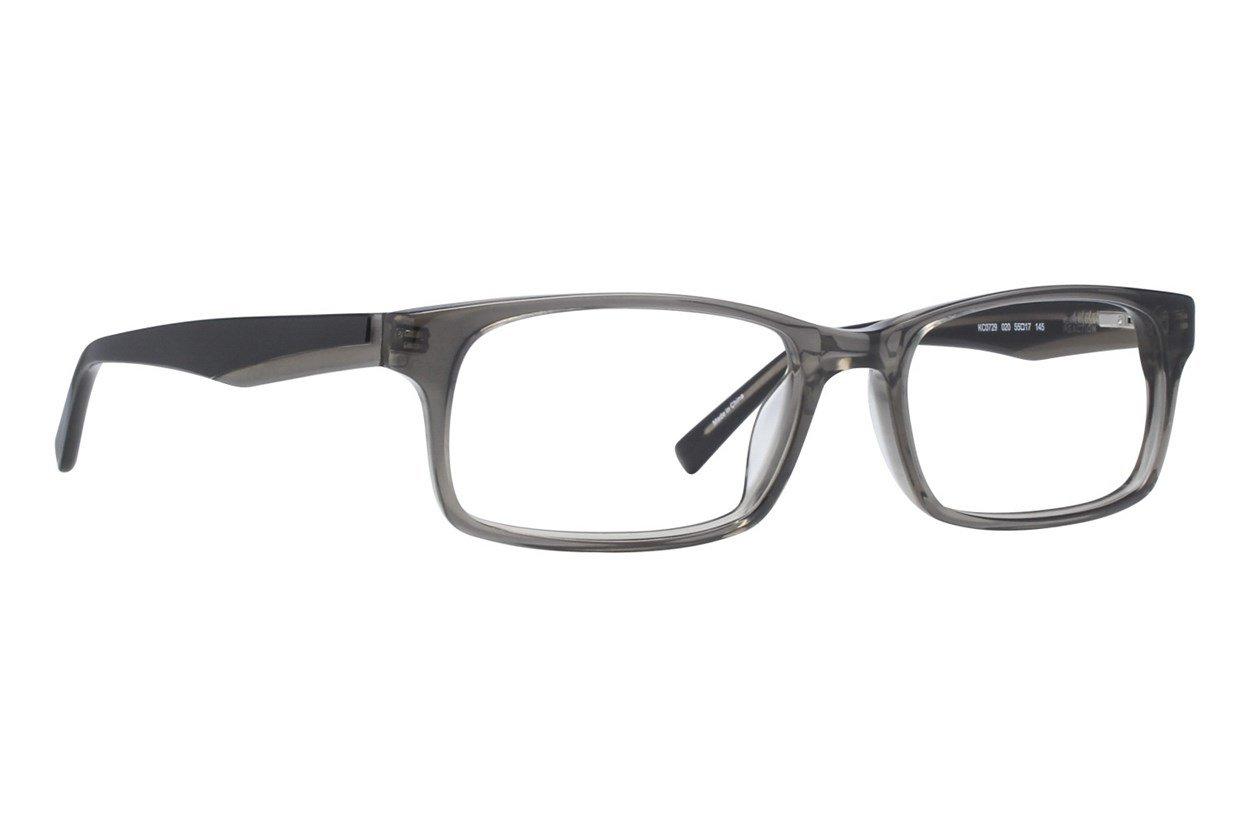 Kenneth Cole Reaction KC0729 Gray Eyeglasses