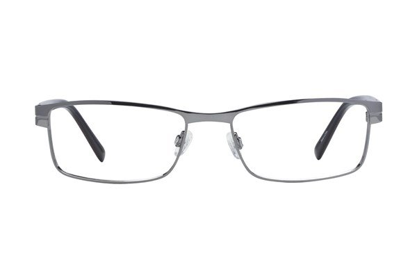 Kenneth Cole Reaction KC0752 Gray Eyeglasses