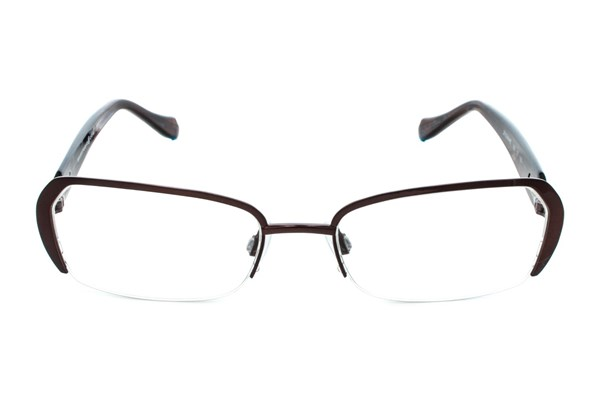 Max Studio 118M Eyeglasses - Brown