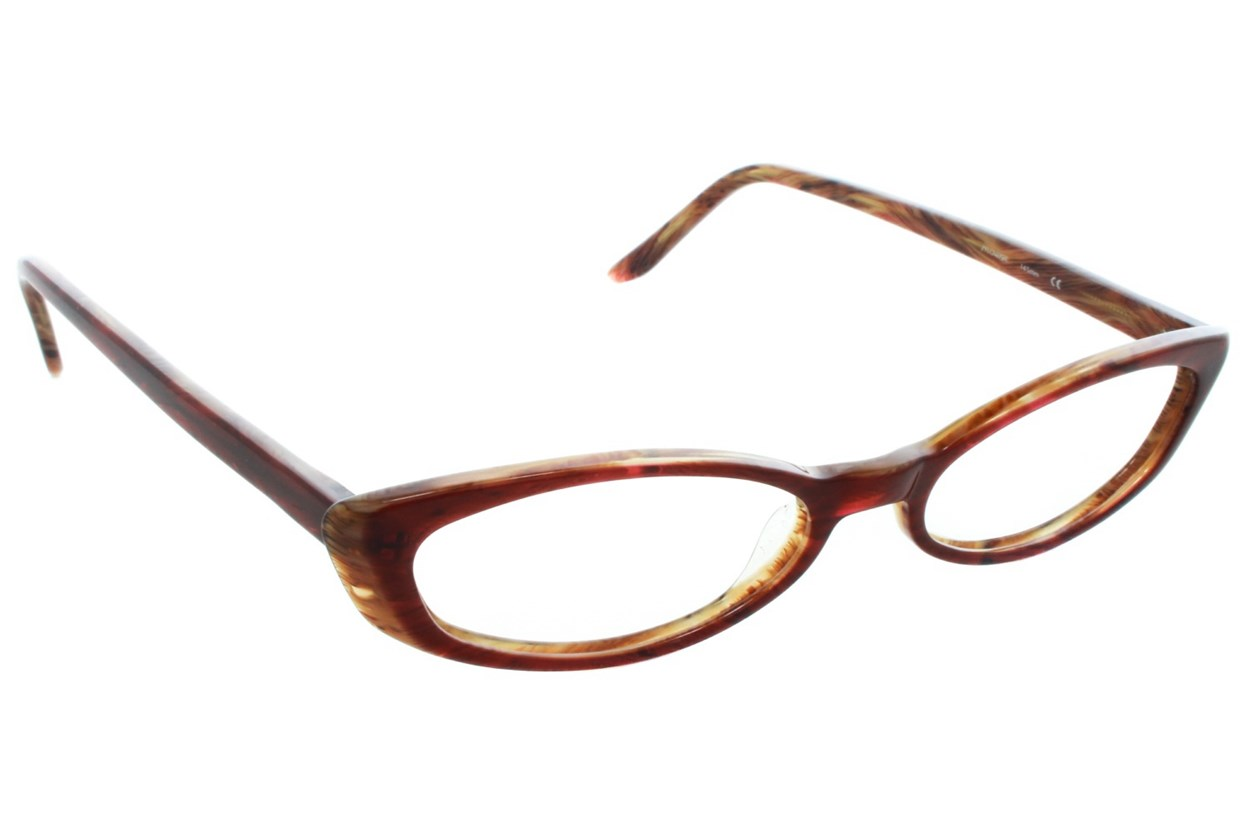 Via Spiga Napoli Eyeglasses - Brown