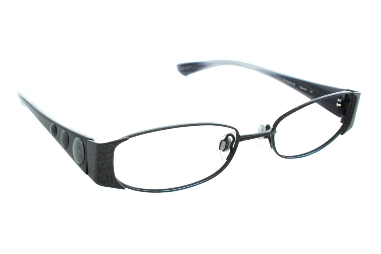 Via Spiga Adria Black Eyeglasses
