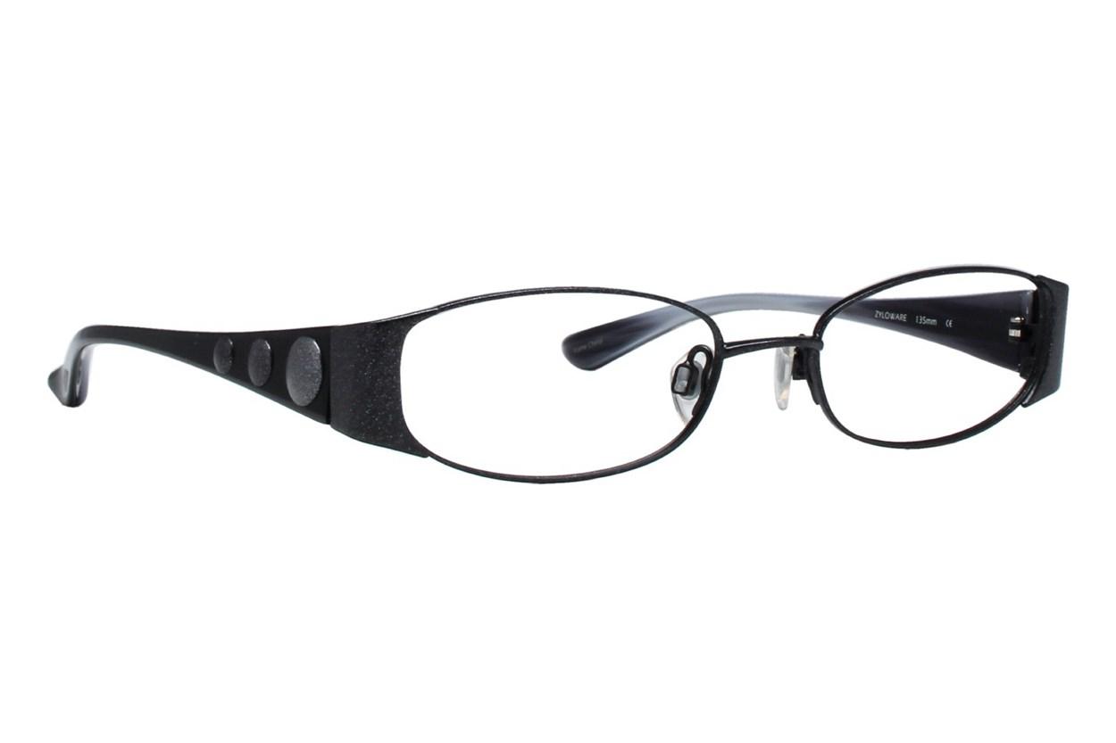 Via Spiga Adria Black Eyeglasses