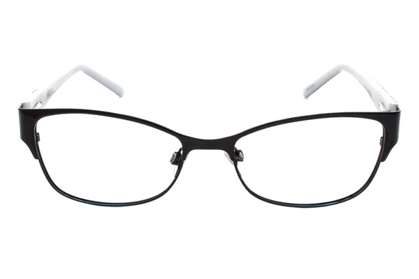 Via Spiga Capricia Eyeglasses - Black