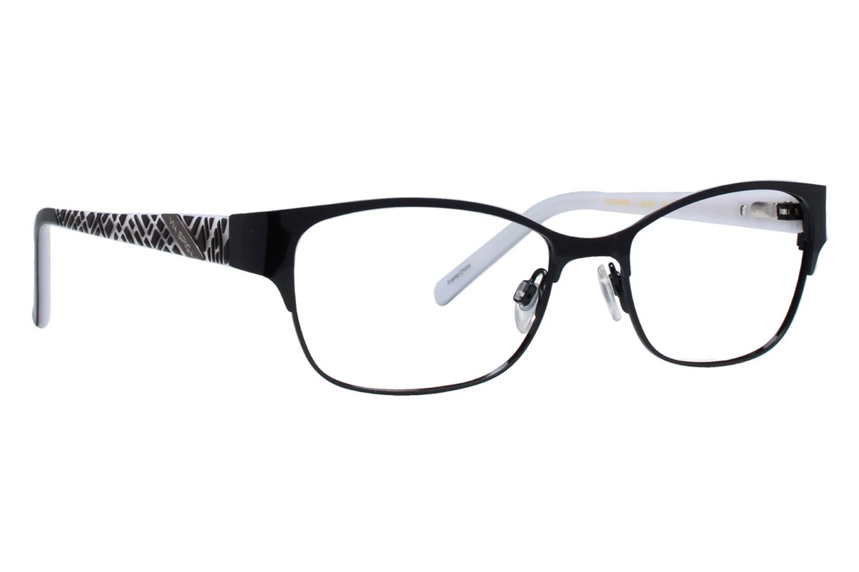 Via Spiga Capricia Black Eyeglasses