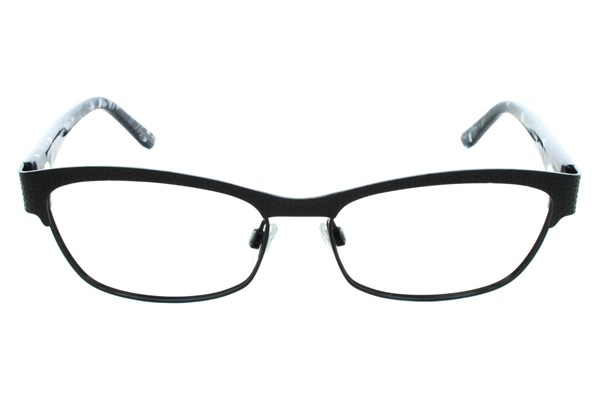 Via Spiga Jemma Eyeglasses - Black