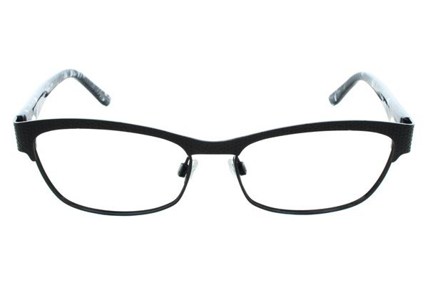 Via Spiga Jemma Black Eyeglasses