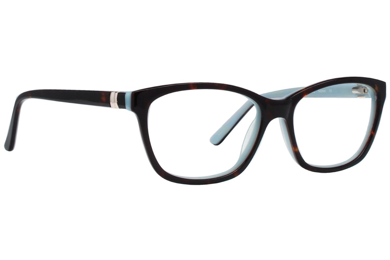 Via Spiga Paola Brown Eyeglasses