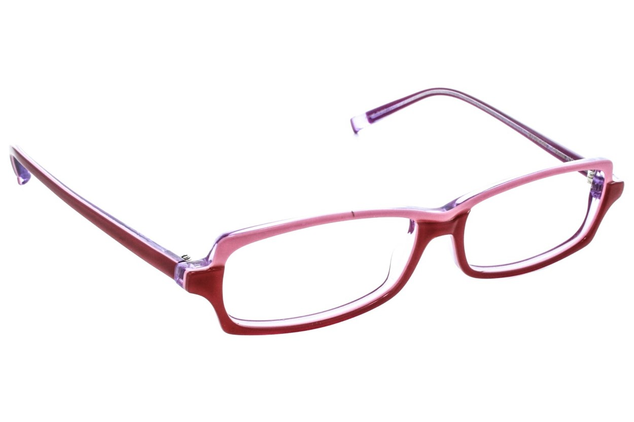 Via Spiga Robella Purple Eyeglasses