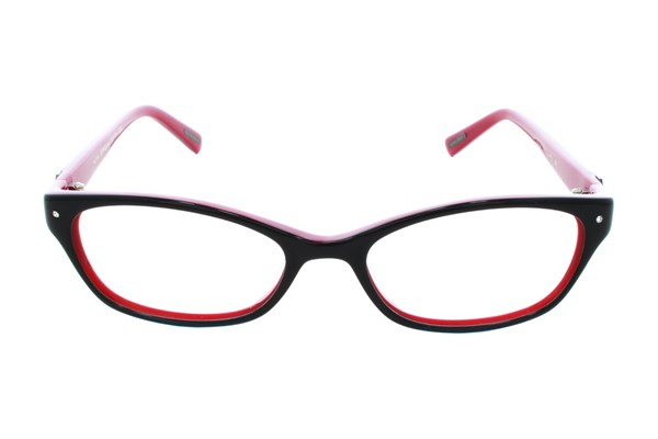 Via Spiga Rosaria Black Eyeglasses