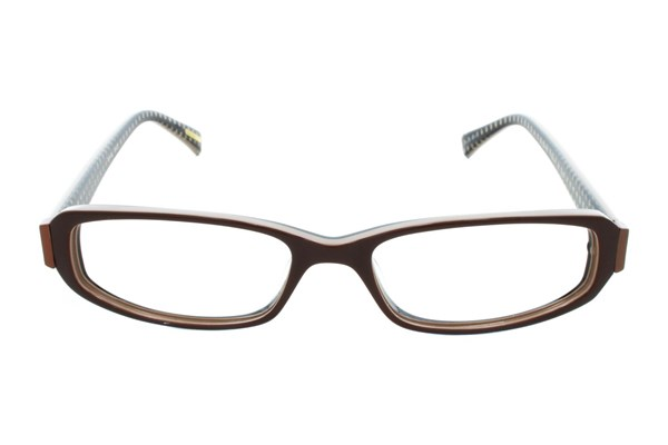 Via Spiga Scorze Brown Eyeglasses