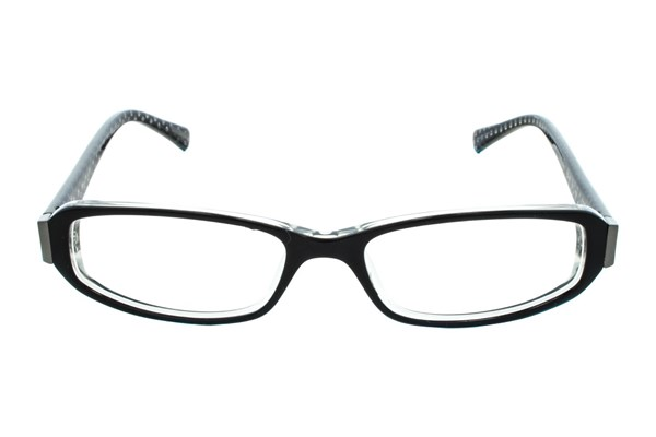 Via Spiga Scorze Eyeglasses - Black