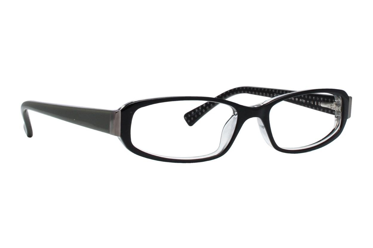 Via Spiga Scorze Black Eyeglasses